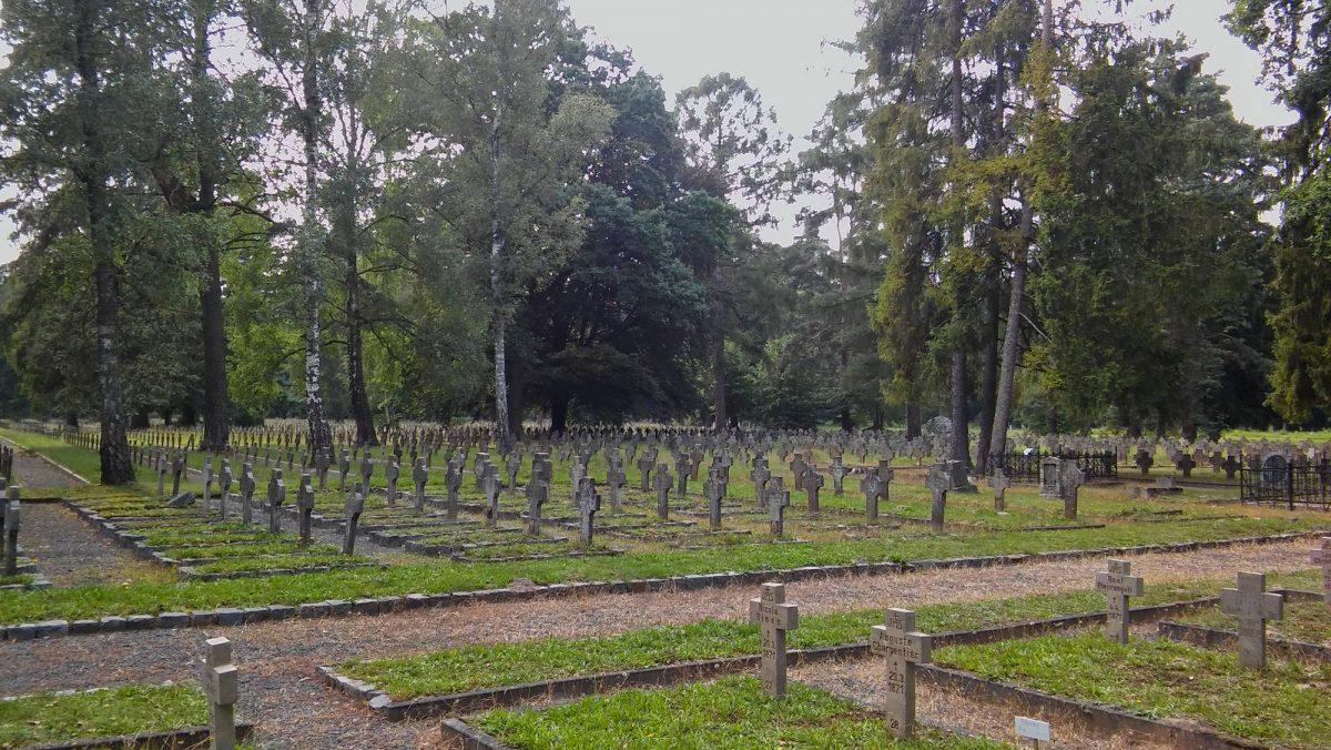 Miejsce Pamięci w Łambinowicach