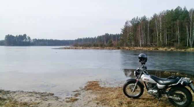 jezioro jelenie duże