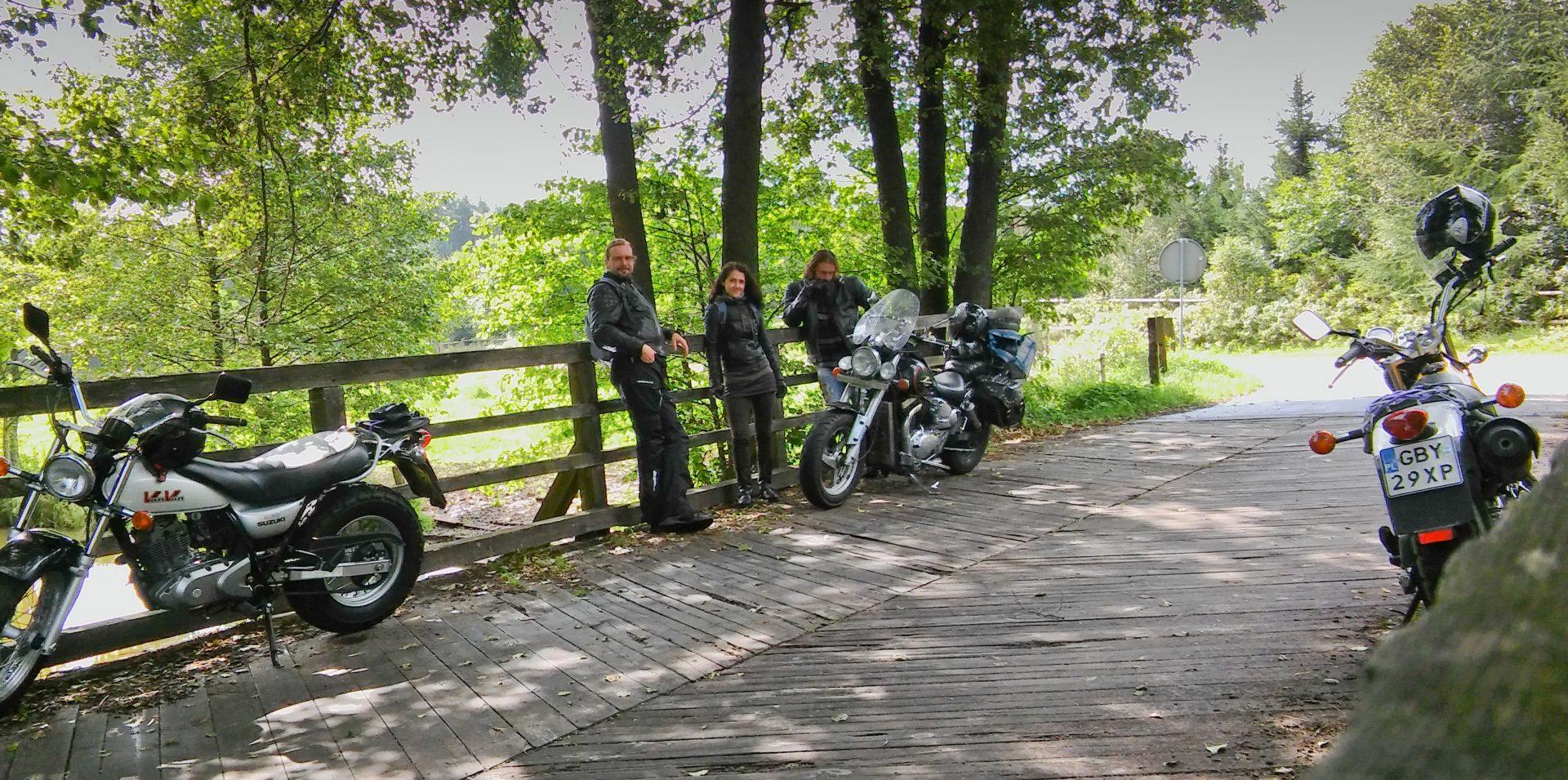 mostek na Zbrzycy KG