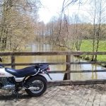 mostek na Zbrzycy