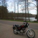 Jezioro Węgorzyno - Sulęczyno