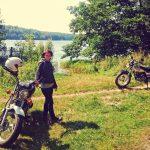 Gołubie jezioro Dąbrowskie