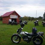 Na trasie - jezioro Sarbsko